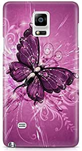 Expert Deal Best Quality 3D Printed Hard Designer Case Cover Back Cover For Samsung Galaxy Note 4
