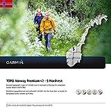 Garmin Kartenmaterial TOPO Norwegen Premium