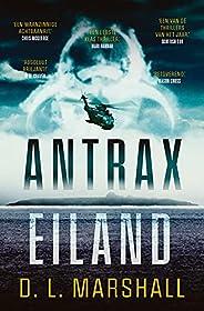 Antrax eiland (John Tyler Book 1)