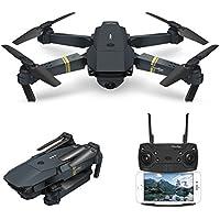 Drone pliable Quadcopter, EACHINE E58 FPV Wifi Selfie Drone avec caméra HD 2MP
