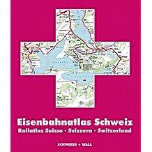 Eisenbahnatlas Schweiz