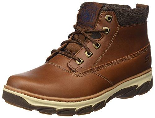 Skechers (SKEES) Resment- alento Men, Boots, beige (tan), 8