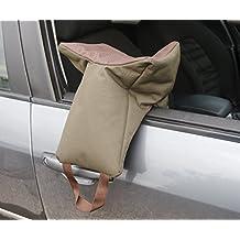 Grappler Kamera Bohnensack, filled Polystyrene, Große U-förmige Tasche für die Tele- objektive zum Fotografieren aus einem Auto, Diese Tasche kommt mit Polystyrol vorgefüllt, wasserdicht.