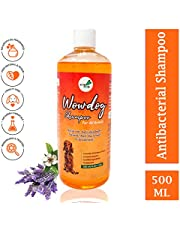 Wowdog Dog Shampoo with Lavender Essential Oils Natural An