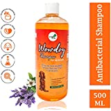 Wowdog Dog Shampoo with Lavender Essential Oils | Natural Anti-Bacterial & Deodorant for All Breeds ● 500 ml
