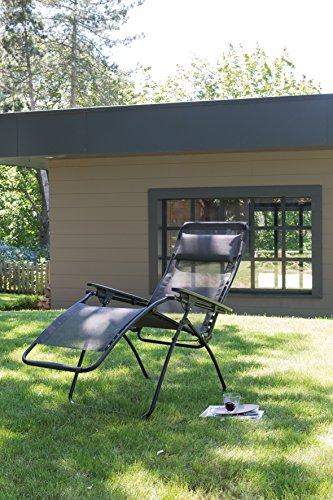 Lafuma LFM3062-7660 Relax-Liegestuhl Garten - 3