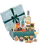 """Ducs de Gascogne - Coffret gourmand """"Pour les papilles"""" - Comprend 14 produits - Spécial cadeau de Noël..."""
