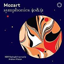 Mozart Sinfonien Nr. 40 & 41