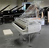 Marke New Crystal Transparent Konzert Grand Piano.
