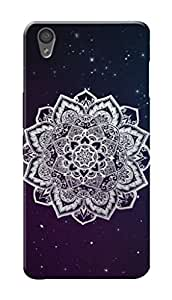 HACHI Premium Printed Cool Case Mobile Cover for OnePlus X