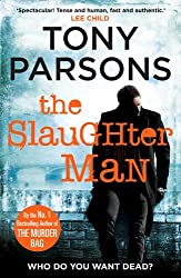 The Slaughter Man (DC Max Wolfe) by Tony Parsons (2015-05-21)