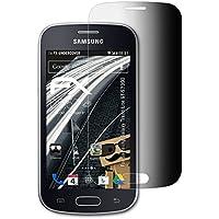 atFoliX Filtro de Privacidad Samsung Galaxy Trend Lite (GT-S7390) Película de Privacidad - FX-Undercover