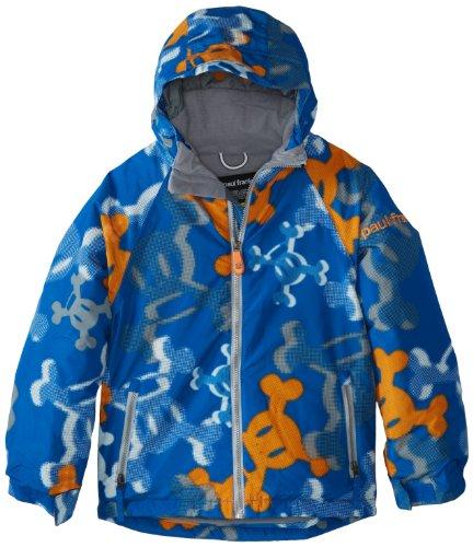 cke Skurvy Halftone, Jungen, königsblau (686 Snowboard Jacke Jungen)