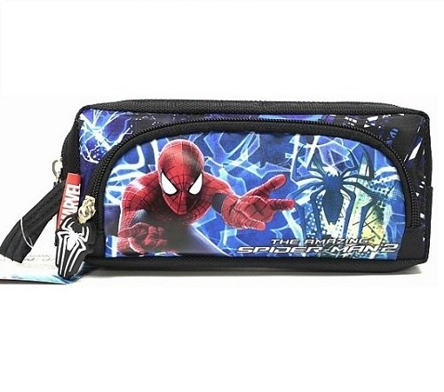 Spiderman The Amazing Gran–Bolsa escolar–neceser Aseo–nouveauté Marvel (AS15–1)
