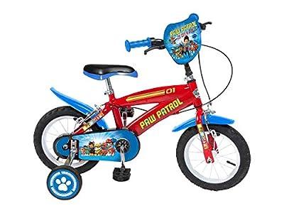 Toimsa - 001272, für Mädchen und Jungen-Patrol Paw, rot und blau