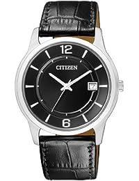 Citizen Damen-Armbanduhr Analog Quarz Edelstahl beschichtet BD0021-01E