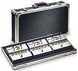 STAGG UPC-500 ABS-Koffer für Effektpedale
