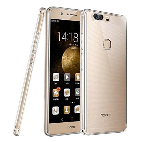huawei-honor-v8-case-kktick-crystal-clear-transparent-soft-gel-tpu-silicone-bumper-cover-shockproof-