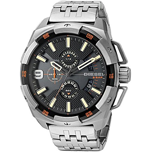 diesel-mens-51mm-grey-steel-bracelet-case-quartz-black-dial-watch-dz4394