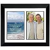 Día del padre regalo para Papá en marco con poema alfombrilla de fotos-añadir fotos