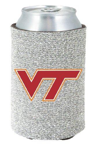 Virginia Tech Hokies Kolder Kaddy Can Holder - Glitter Tech Kaddy