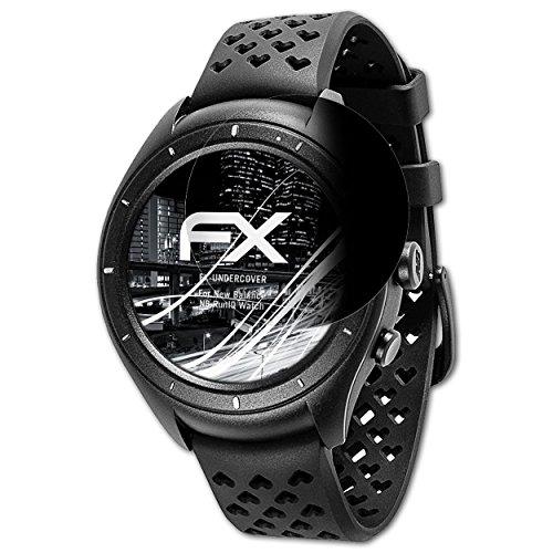 atFoliX Filtro Privacy compatibile con New Balance NB RunIQ Watch Pellicola protezione vista, Privacy a 4 vie FX Protettore di...