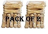 Pets Empire Pressed Dog Bone, (Medium 5-inch) (1 KG) Pack of 2