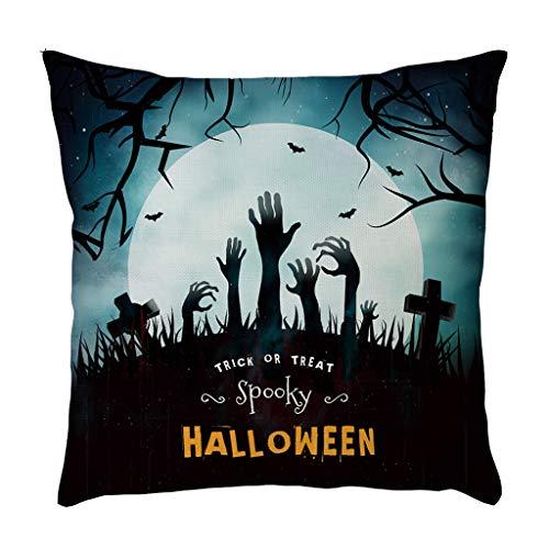 Halloween Dekorationen Rabatt - Laile Halloween Kissenbezug Bettwäsche Weihnachten Sofa