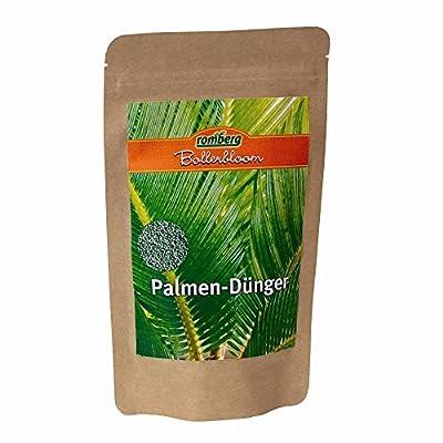 ROMBERG 76430K Organischer Dünger für Palmen und grünpflanzen, 250 g, Granulat von ROMBERG bei Du und dein Garten