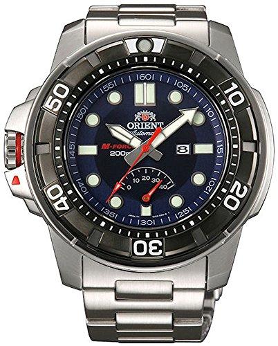 Orient SEL06001D0 M-Force Power Reserve - Reloj automático de pulsera para  hombre (con 2f45bc9452b6