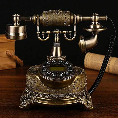 CN Schnurgebundene Telefone Telefone Antike Telefone Mode Kreativ Im Europäischen Stil Gartenhaus...
