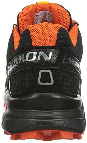 Salomon  Speedcross 3 CS, Chaussures de Running Compétition homme Black