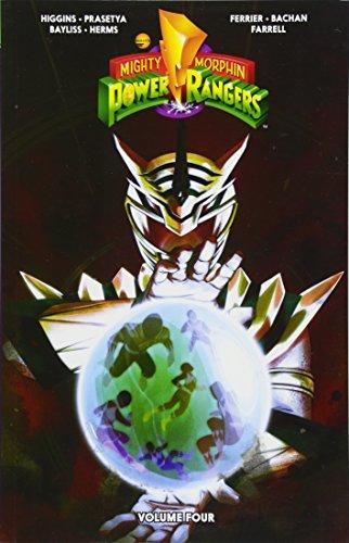 Preisvergleich Produktbild Mighty Morphin Power Rangers Vol. 4