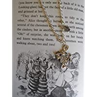 regalo di san valentino collana bianconiglio alice nel pese delle meraviglie