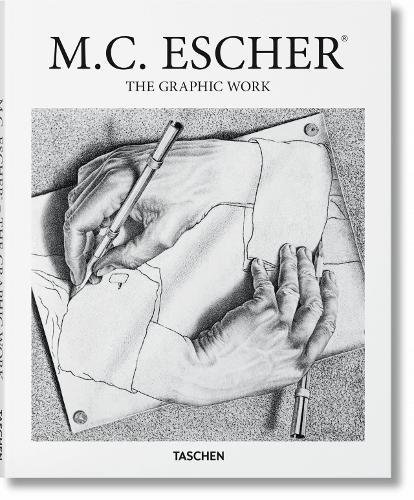M.C. Escher. the Graphic Work-Anglais (Basic Art)