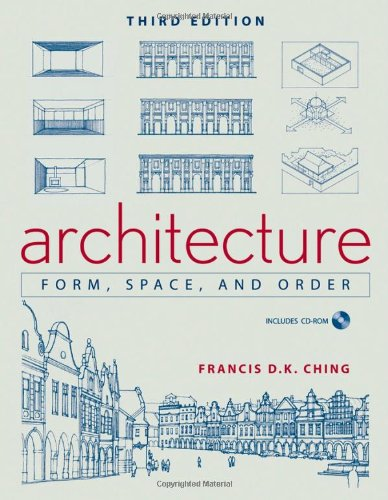 """Download [pdf] architecture: form, space, and order free oline""""."""
