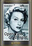 Operation Gold Ingot by Martine Carol