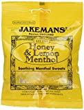 Jakemans Honey & Lemon Bags 100g (Pack of 10)
