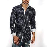 Magnoguy Men's Printed Casual Shirt- CS2...