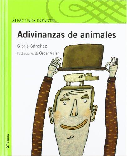 ADIVINANZAS DE ANIMALES (Proxima Parada Prim. Lecto) por Gloria Sanchez