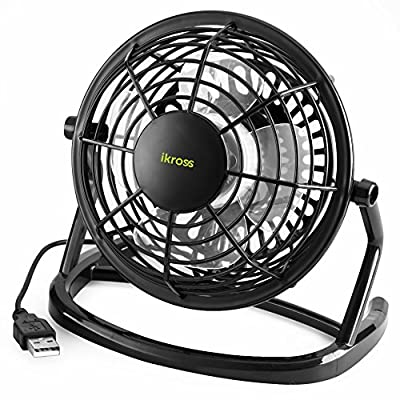 iKross 4-6 inch USB fan