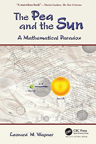 The Pea and the Sun: A Mathematical Paradox