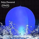 LED Solarlichter,LED Solar Kugelleuchte 14
