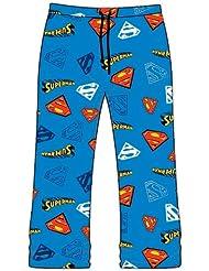 Hommes de Superman Pantalon de pyjama Lounge Bas
