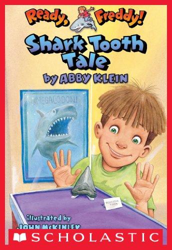 Ready, Freddy! #9: Shark Tooth Tale (English Edition)