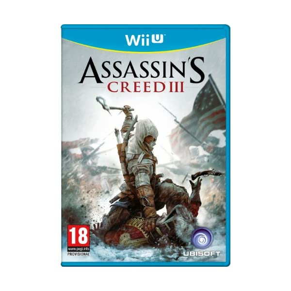 Assassin's Creed 3 51eVc3nfYKL