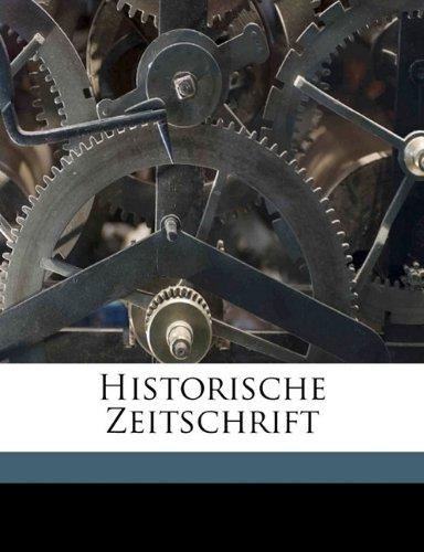 Historische Zeitschrift