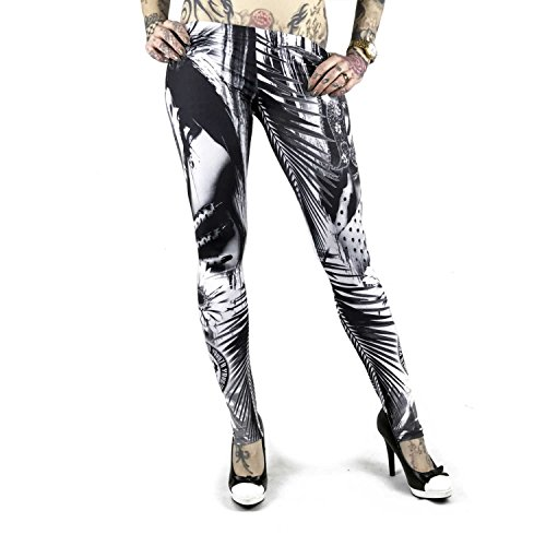 Yakuza Original Damen Root Girl Leggings