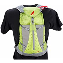 UltrAspire Titan Reservoir - Cinturón de hidratación para running ( bolsillo, 2 l ) , color verde
