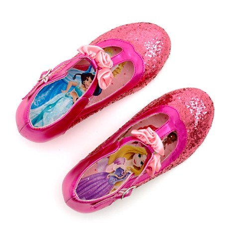- Tiana Kostüm Schuhe